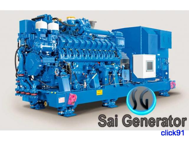 Used Generator sale Good condition like new Bhavnagar - 1/1