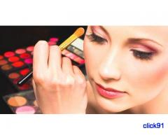 Lady Beautician at home services in coimbatore