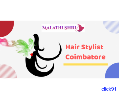 Top hair stylist and hair specialist in coimbatore