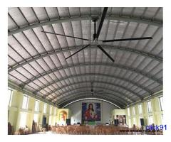 Commercial HVLS Fans in Coimbatore - Excess India - Image 3/4