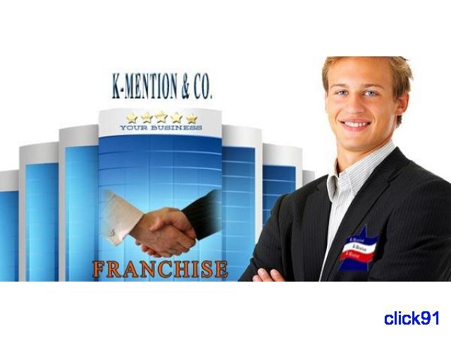 Data entry Ad Posting Franchise offer in Delhi - K-Mention - 1/1