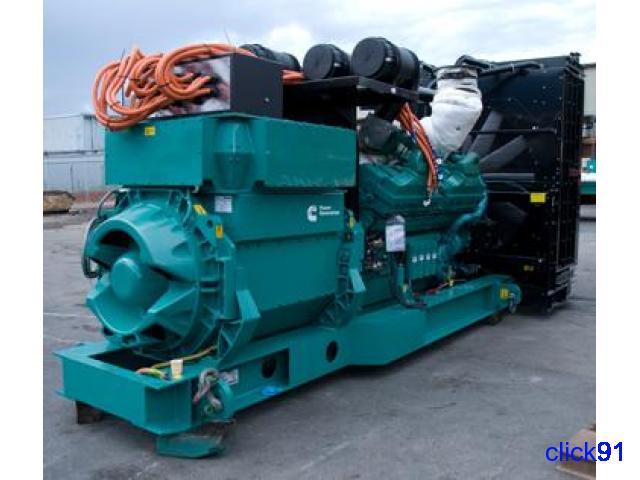 Used Kirloskar diesel Generator set sale in Nagpur - 1/1
