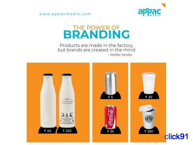 Branding Agency in Coimbatore - Appac Media - 1/2
