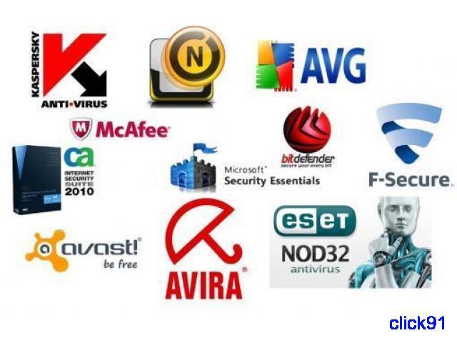 Antivirus services - 1/1